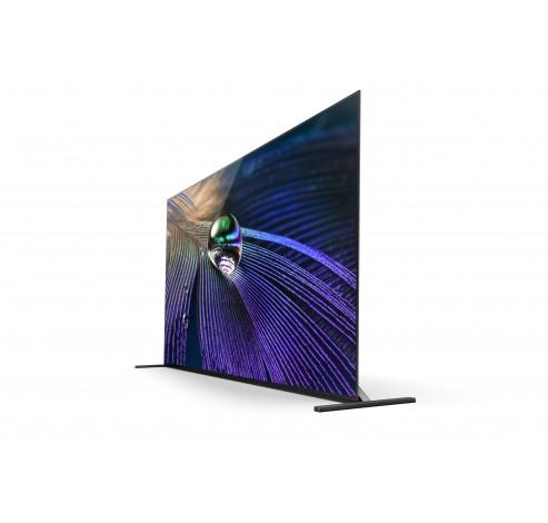 XR-55A90J Bravia XR Master Series OLED 4K Ultra HD Smart TV  Sony