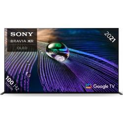 XR-83A90J Bravia XR Master Series OLED 4K Ultra HD Smart TV  Sony