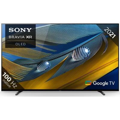 XR-77A80J Bravia XR 4K Ultra HD Oled Sony