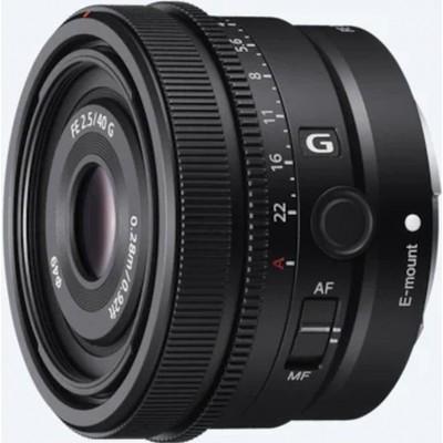 40mm F2.5G Lens