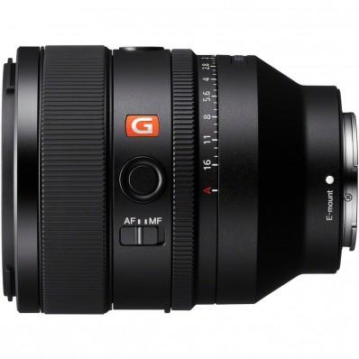 SEL 50mm F1.2 FF E-mount lens Full Frame