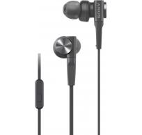 MDR-XB55AP EXTRA BASS™-oortelefoon Zwart