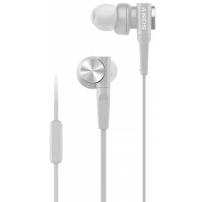 MDR-XB55AP EXTRA BASS™-oortelefoon Wit  Sony