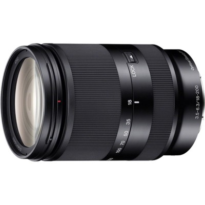 SEL 18-200mm F/3.5-6.3 LE Sony