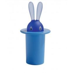 Magic Bunny Tandenstokerhouder Blauw
