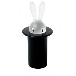 Magic Bunny Tandenstokerhouder Zwart