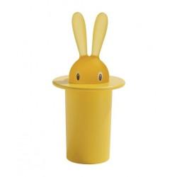 Magic Bunny Tandenstokerhouder Geel