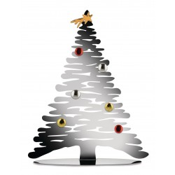 Bark for Christmas Kerstboom RVS Alessi