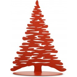 Bark for Christmas Kerstboom Rood Alessi