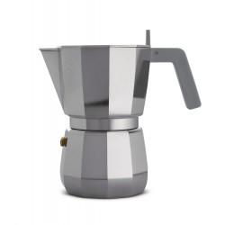 Moka espresso koffiepot 6 tassen