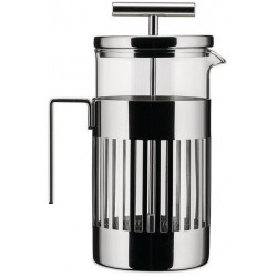 Aldo Rossi French Press 3 kopjes  Alessi