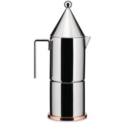 La Conica Espressomaker 3 kopjes  Alessi