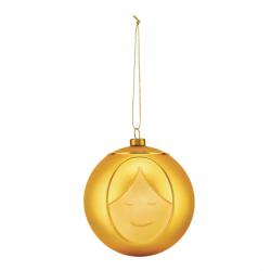 Kerstbal Madonna Gold  Alessi