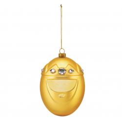 Kerstbal Melchiorre Gold  Alessi