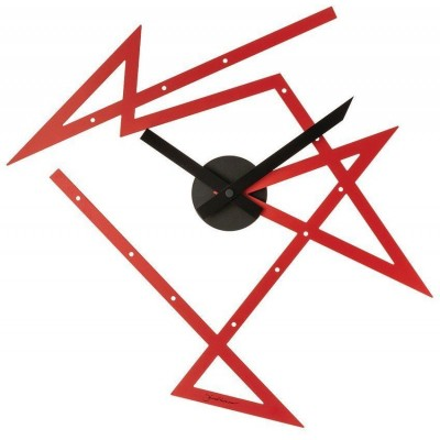 TIME MAZE,WALL CLOCK R  Alessi