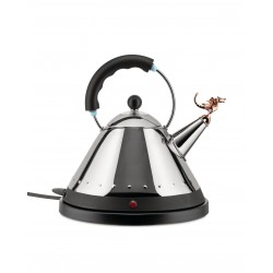 TEA REX,ELECTR.WATER KETTLE B  Alessi
