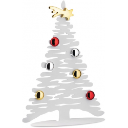 BARK FOR CHRISTMAS, TREE SM W Alessi