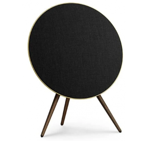 BeoPlay A9 4th Gen. Google Assistant Brass Tone/Smoked Oak  Bang & Olufsen