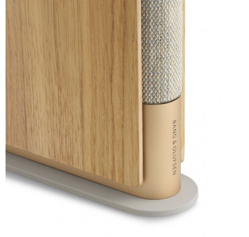 Beosound Emerge Gold Tone Alu/Light Oak Google Assistant  Bang & Olufsen