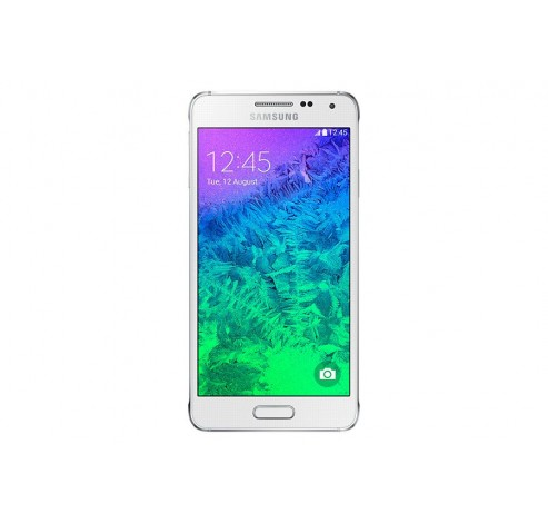 Galaxy Alpha White  Samsung