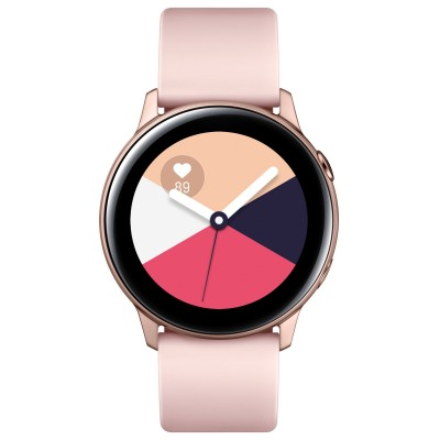 Galaxy Watch Active Rose d'or Samsung