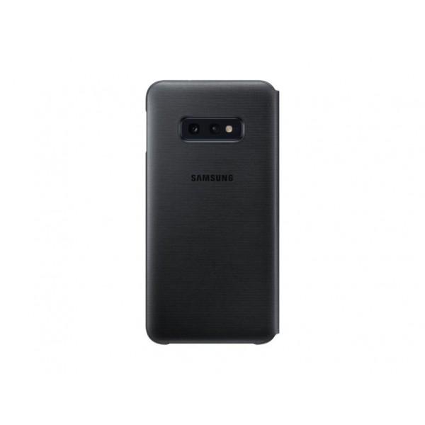 Samsung Smartphonehoesje Led View Cover voor Galaxy S10E Zwart