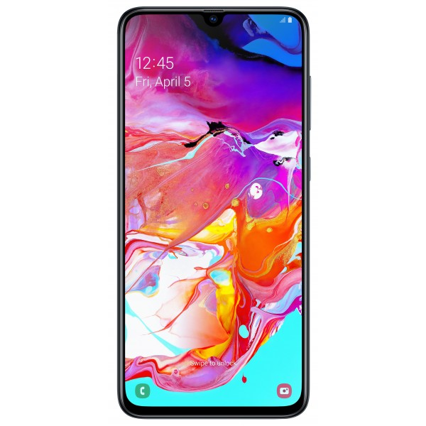 Galaxy A70 Zwart Samsung
