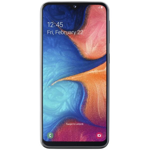 Samsung Smartphone Galaxy A20E Zwart