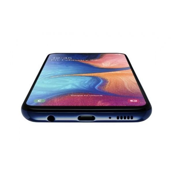Samsung Smartphone Galaxy A20E Blauw