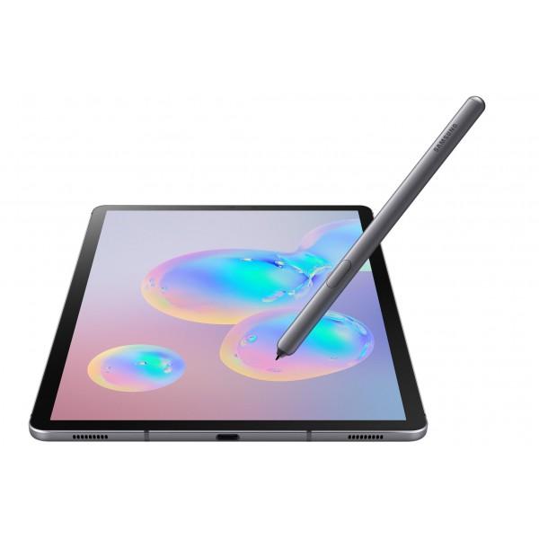Samsung Tablet Galaxy Tab S6 10.5 256GB Wifi + 4G Grijs