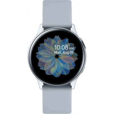 Galaxy Watch Active2 Aluminium Argent 40mm Samsung
