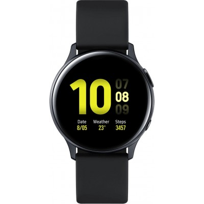 Galaxy Watch Active2 Aluminium Zwart 40mm Samsung