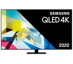 QLED 4K QE55Q80T (2020) Samsung
