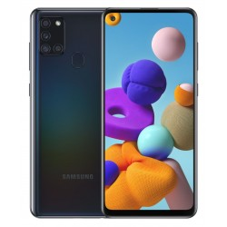 Galaxy A21s Zwart Samsung