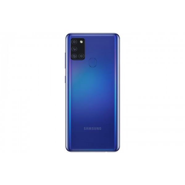 Samsung Smartphone Galaxy A21s Blauw