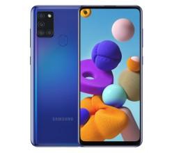 Galaxy A21s Blauw Samsung
