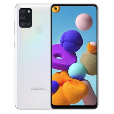 Galaxy A21s Blanc Samsung