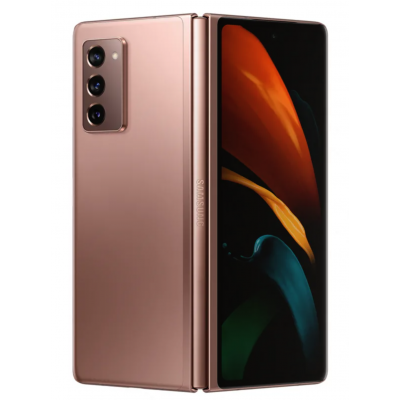 Galaxy Z Fold2 5G Mystic Bronze Samsung