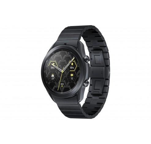 Watch 3 45mm Titanium Zwart  Samsung