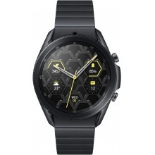 Watch 3 45mm Titanium Zwart