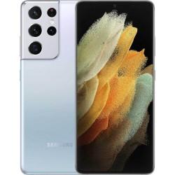 Galaxy S21 Ultra 5G 128GB Phantom Silver  Samsung
