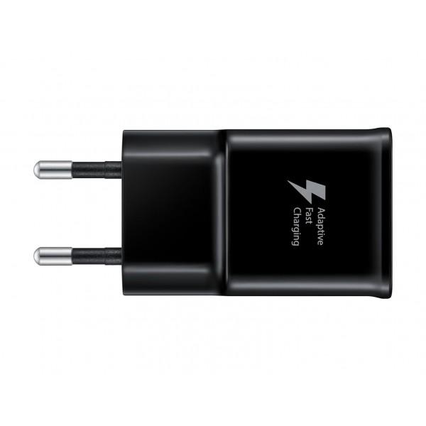 15W Travel Adapter Black