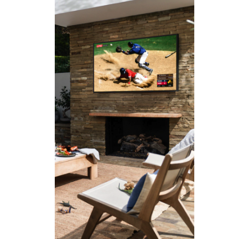 The Terrace 75 inch (2021)  Samsung