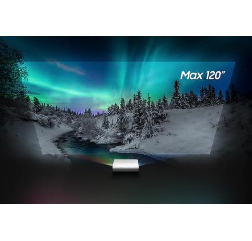 The Premiere 4K UST Laser Projector LSP7T  Samsung