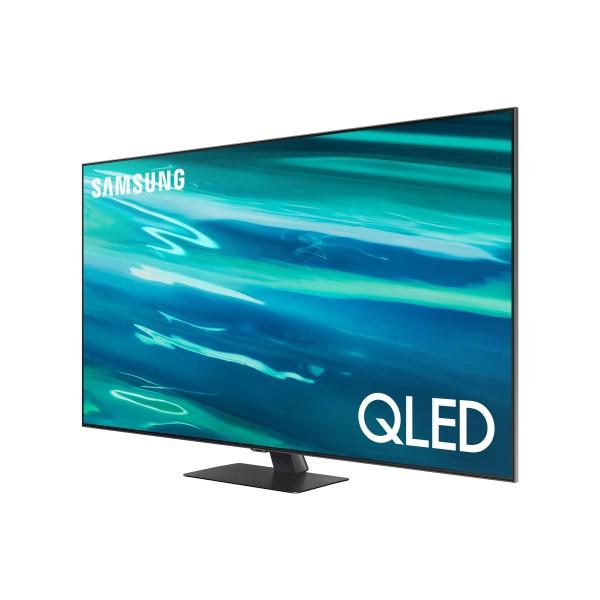 Samsung Televisie QLED 4K 55Q80A (2021)