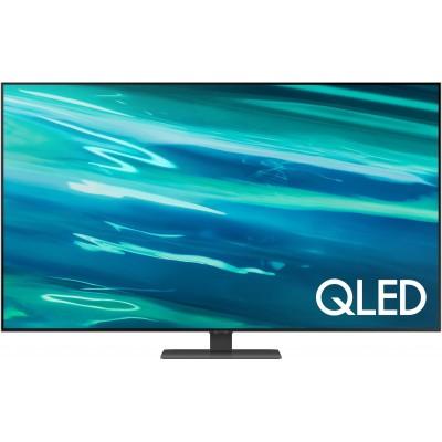 QLED 4K 55Q80A (2021)  Samsung