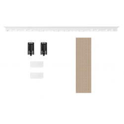 My Shelf 65 inch Beige Wood (2021) Samsung