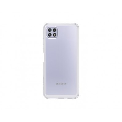 Galaxy A22 5G Soft Clear Cover Transparent