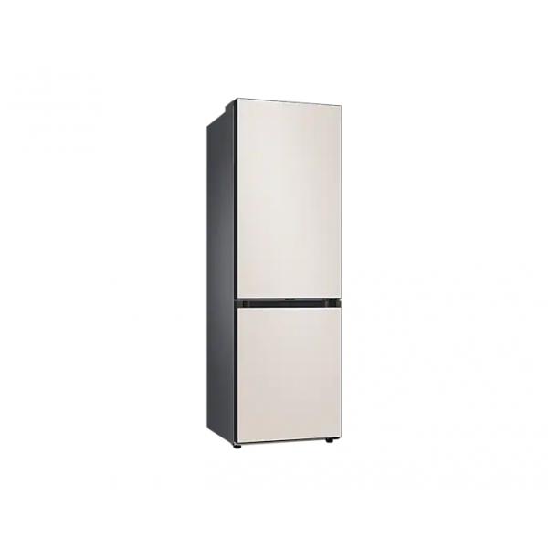 Bespoke Koel-vriescombinatie (344L) Clay Beige Samsung