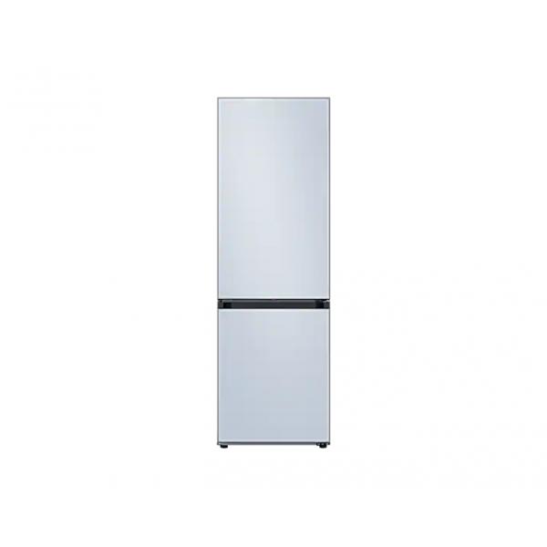 Bespoke Koel-vriescombinatie (344L) Satin Skyblue Samsung